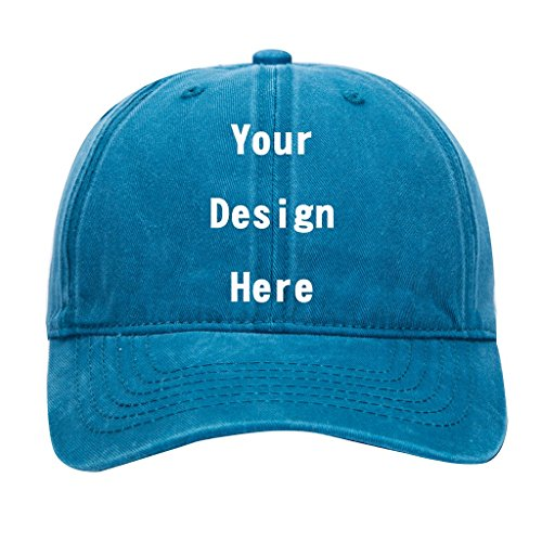 Custom Personalized Sport Hip-Hop Cap Adjustable Snap-Back Hat Vintage Cowboy Hat Baseball Cap - Julius Baseball