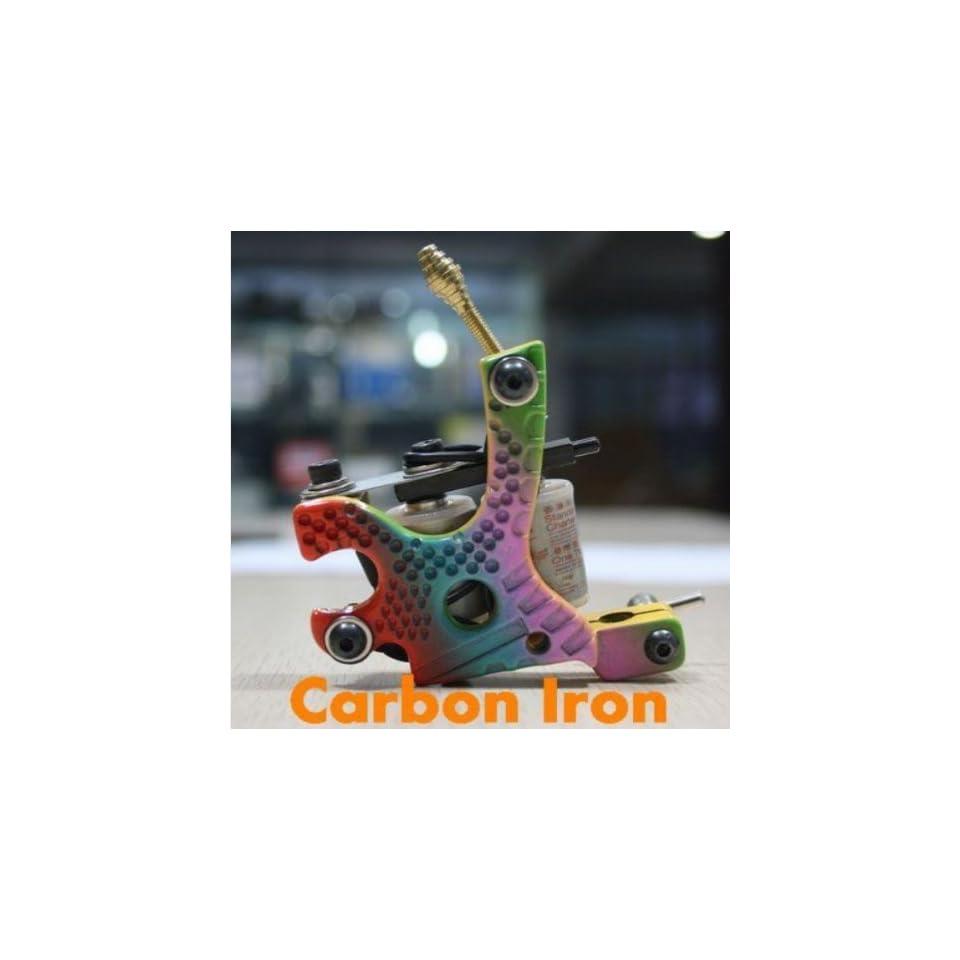 Cool2day Handmade Cast Iron Tattoo Machine Gun e010526