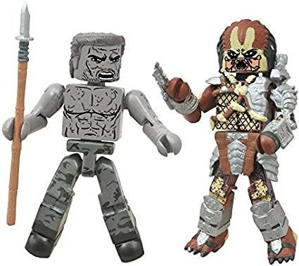 Predator Minimates Series 1 Dutch /& Predator