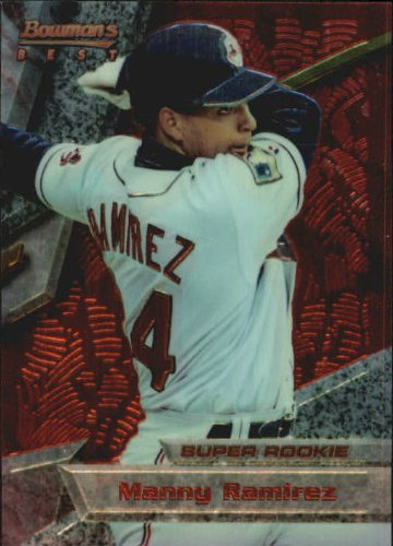 1994 Bowman's Best Baseball Card #R88 Manny Ramirez Mint