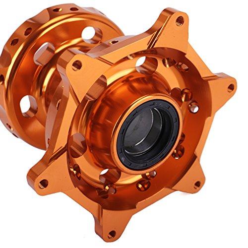 ANUESN Front & Rear Wheel Rim Hubs KTM SX SXF XC 125 250 300 350 450 520 525 530 by ANUESN (Image #8)