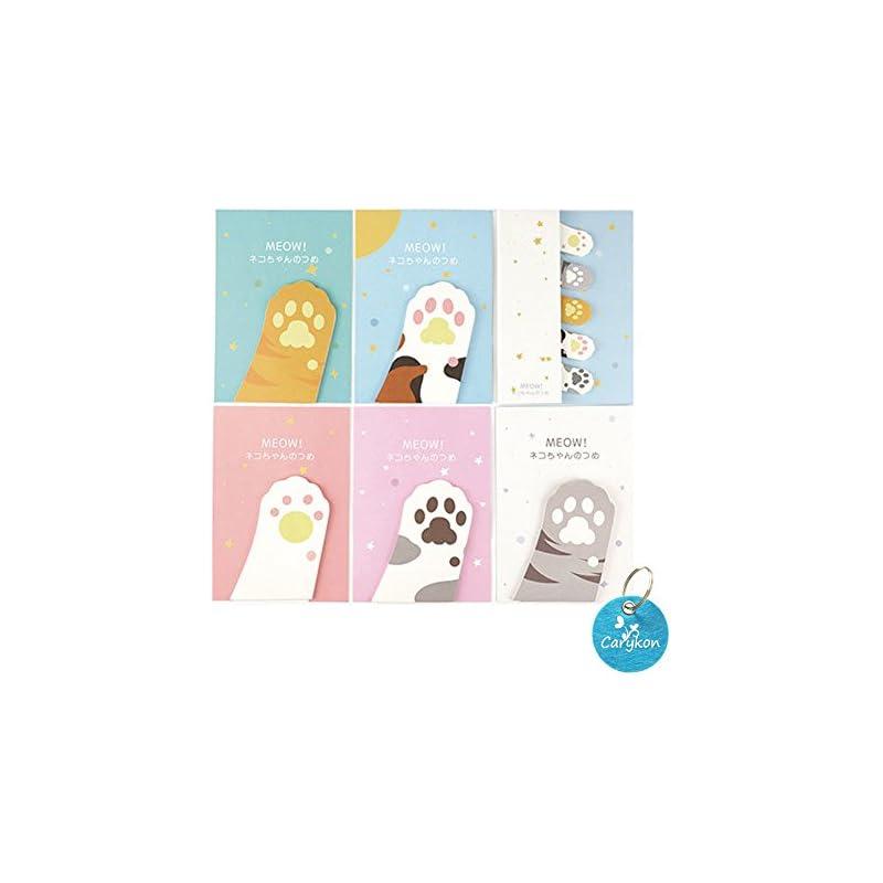carykon-cute-cat-s-paw-shaped-sticky