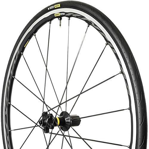 Mavic Ksyrium Elite UST Wheel Black, Rear, Shimano/SRAM