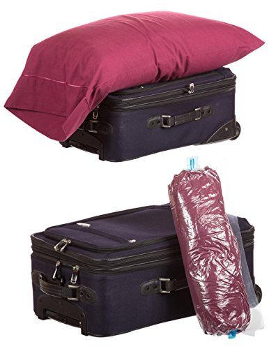 Travis Travel Gear Space Saver Bags No Vacuum Rolling