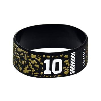 beaucoup à la mode vente chaude charme de coût Sxuefang Silicone Main Bracelet Caoutchouc Bracelets Slam ...