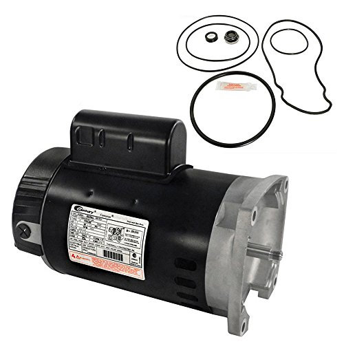 Pentair Whisperflo 1.5HP WF-26 Replacement Motor Kit AO Smith B2854 (Motor Seal O-ring)