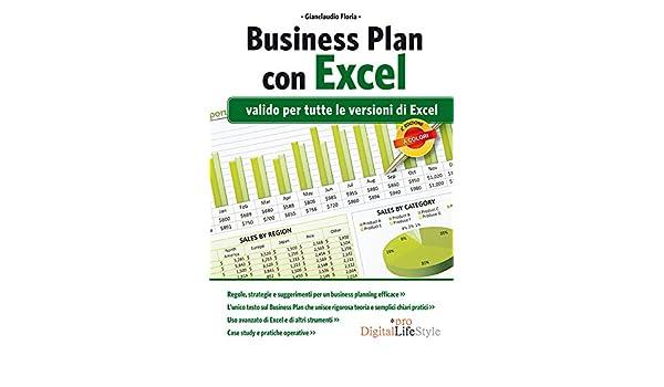 Amazon.com: Business Plan con Excel: Valido per tutte le versioni di Excel (DigitalLifeStyle Pro) (Italian Edition) eBook: Gianclaudio Floria: Kindle Store