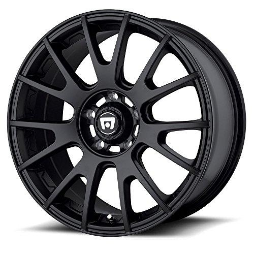 Rear Wheel Drive Eclipse - Motegi Racing MR118 Matte Black Finish Wheel (17x8