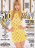 Elle Magazine March 2013 (Taylor Swift)
