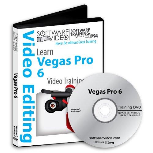 Software Video Learn SONY VEGAS PRO STUDIO 6 Training DVD Sale 60% Off training video tutorials DVD Over 8 Hours of Video Tutorials Training