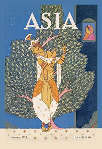 - Buyenlarge Courting by A Red Flute Asia Magazine January 1925 Wall Decal, 36