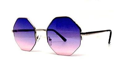 b47f4ff259c8 Amazon.com: Octagon John Lennon Sunglasses Gradient Purple Lens: Shoes