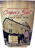 Cooper's Best: Buttermilk Pancake and Waffle Mix (2.5 LB Bag) - Based On Original 1876 Recipe - An Old Favorite Perfect for Any Time - Premium Milled Flour - Made in the USA - 28 Servings