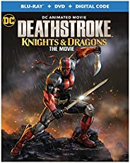 Deathstroke: Knights & Dragons (Blu-ray/DVD/Digi