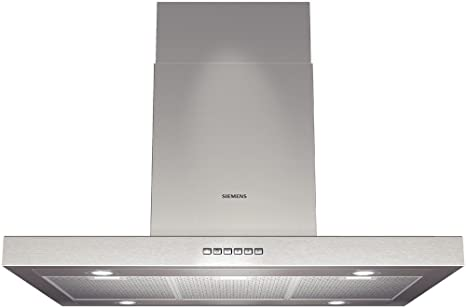 Siemens lf96ba530 inselhaube 90 cm edelstahl eco plus: amazon