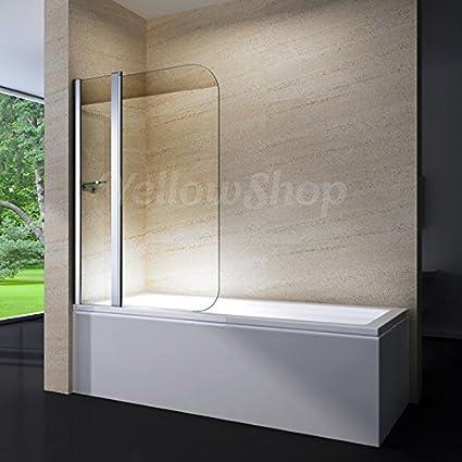 Yellowshop - Parete Vasca Sopravasca Bagno doccia In Alluminio ...