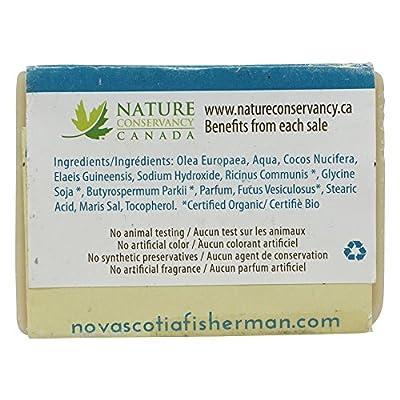 Nova Scotia Fisherman - Hand Poured Soap
