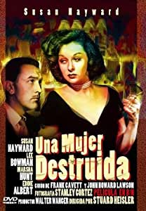 Una mujer destruida [DVD]