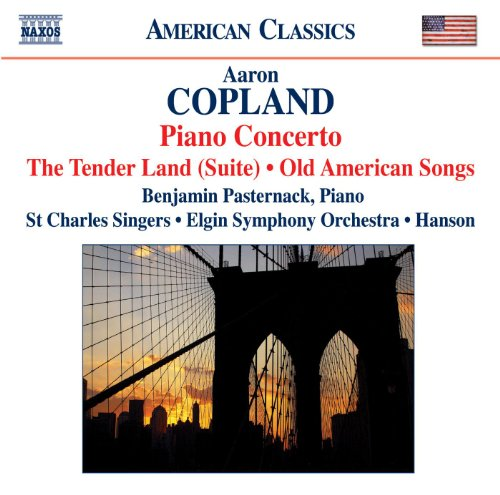 Copland: The Tender Land Suite...