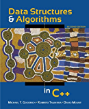 Data Structures and Algorithms in C++, 2nd Edition