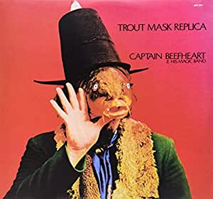 Trout Mask Replica (Limited Edition Red Vinyl)