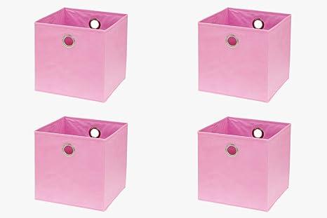 Inwona Ikea Kallax Fruher Expedit Regal Faltbox 32 X 32 X 32 Cm Spielzeugbox Regalkorb Klappbox Regalbox Storage Box Stoffbox Faltbar Spielzeug
