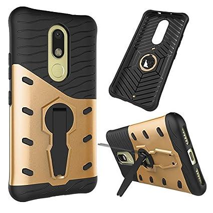 promo code f5d75 29173 Tarkan ® Moto M Back Case Cover, 360 Bumper Kickstand Original ...