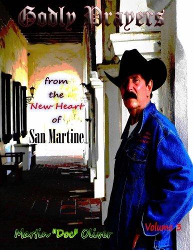 Godly Prayers From the New Heart of San Martine: Volume 3 (HEBREW VERSION) (Doc Oliver's Sacred Prayers Series) (Hebrew Edition) pdf epub