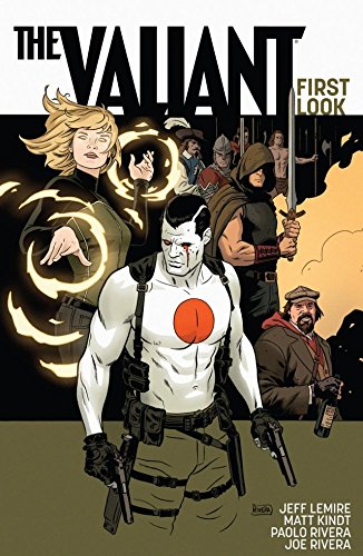 The Valiant: First Look (English Edition)