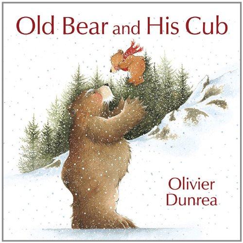 Old Bear and His Cub (Little Cub) by Philomel Books