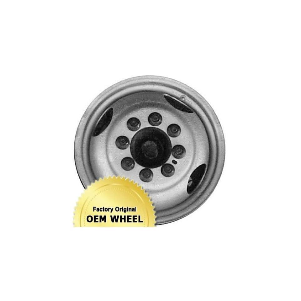 DODGE RAM 3500 16x6 Factory Oem Wheel Rim  STEEL SILVER   Remanufactured