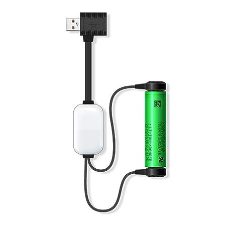 HSKB USB Adaptador de carga magnético universal para ...