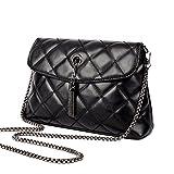 ویکالا · خرید  اصل اورجینال · خرید از آمازون · FANCY LOVE Top Handle Black Cross Body Shoulder Bag for Women (black-2) wekala · ویکالا