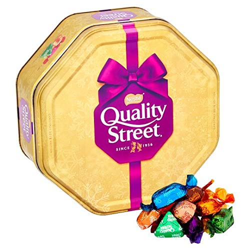 Quality Street Christmas Edition Tin 871g by Nestle chocolate