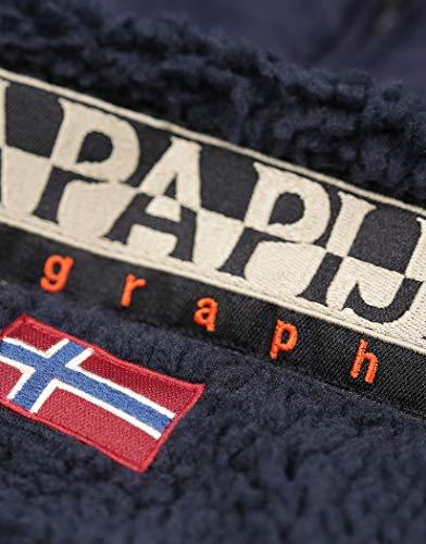 Jacket Teide Mens 1 Marine Napapijri qtYx1TwdE