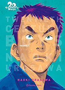 20th Century Boys nº 01/11 par Urasawa