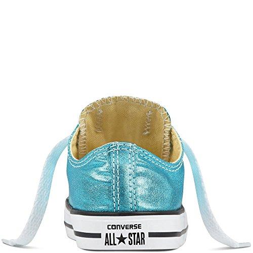 Taylor Neon mode Converse Wash Cyan Fresh enfant Star mixte Ox All Chuck Baskets w46Sq65X