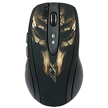 A4tech XL-750BH Mouse Windows 7