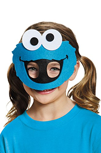 Buzz Lightyear Classic Toddler & Child Costumes (Disguise Costumes Cookie Monster Felt Mask, Toddler)