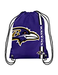 Baltimore Ravens Big Logo Drawstring Backpack