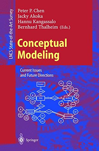 Conceptual Modeling: Current Issues and Future Directions (Lecture Notes in Computer Science)