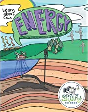 Learn about Energy: Spunky Science Coloring Book