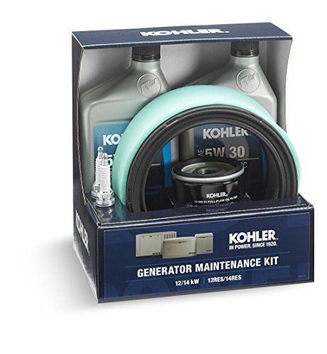Kohler GM62346 Maintenance Kit for 12/14 kW Residential Generators