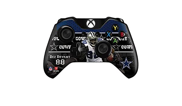 Nfl Dallas Cowboys Xbox One Controller Skin Dez Bryant