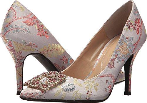 Pastel Pink Shoes - J.Renee Womens Bilboa Pink Pastel Multi 8 W (C)