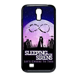 Fashion Sleeping With Sirens Personalized Samsung Galaxy S4 i9500 Hardshell Case Cover