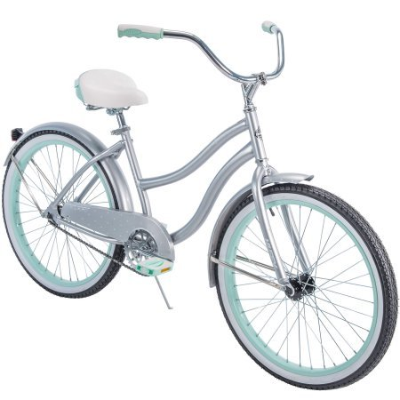 Silver Cruiser Bike - Huffy` 24