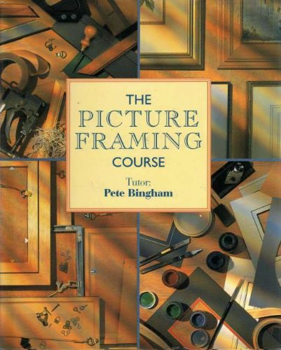 The Picture Framing Course (The Decorative Arts Series) by Brand: Rutland Group