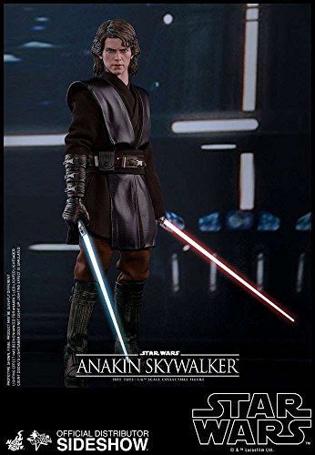 Hot Toys Anakin Skywalker Star Wars: Episode III Revenge of the Sith 1:6 Sixth Scale Collectible Figure hot sale