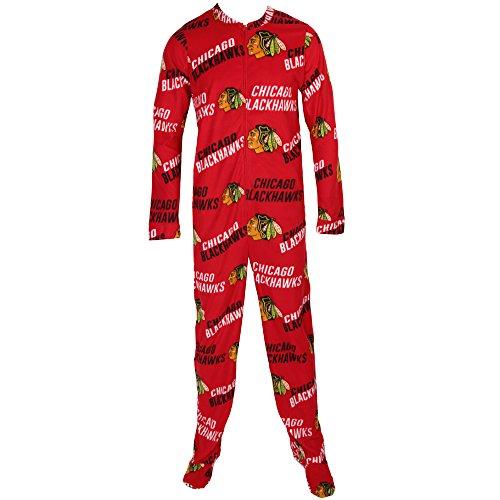 Nhl boys' pajama pants chicago blackhawks